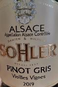 Alsace, pinot gris