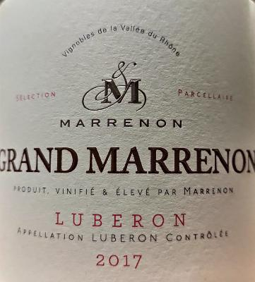 Luberon, Domaine Marrenon
